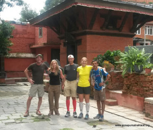 Fresh and clean and in Kathmandu, ready to go!